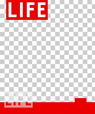 Template Life Magazine Book Cover Time PNG