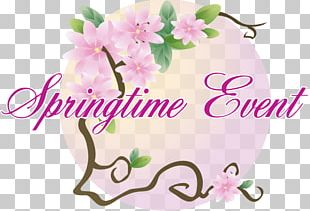 Floral Design Greeting Spring Flower PNG
