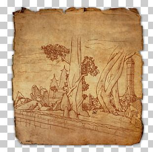 Elder Scrolls Online: Morrowind Treasure Map The Elder Scrolls III: Morrowind PNG