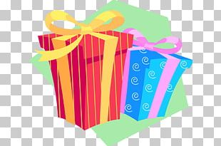 Gift Card Template Holiday Birthday PNG