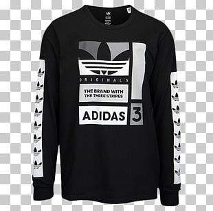 Long-sleeved T-shirt Adidas Originals PNG