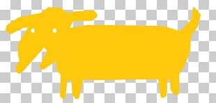 Dog Cattle Mammal Snout PNG