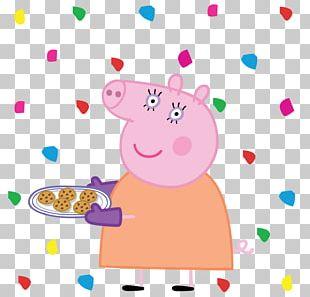 Mummy Pig Daddy Pig George Pig Granny Pig PNG