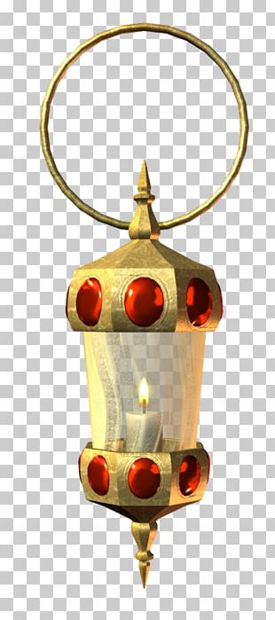 Light Oil Lamp Candle PNG