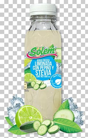 Lemon-lime Drink Lemonade Aguas Frescas Stevia PNG