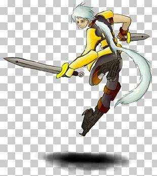 Sword Technology Mecha Animated Cartoon PNG
