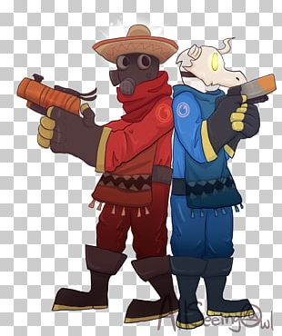 Mascot Cartoon Costume Profession PNG