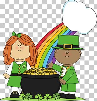 Saint Patricks Day St. Patricks Episcopal Day School Child Shamrock PNG
