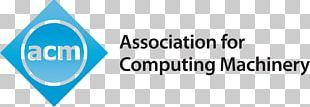 ACM Multimedia Association For Computing Machinery Computer Science Teachers Association Turing Award PNG