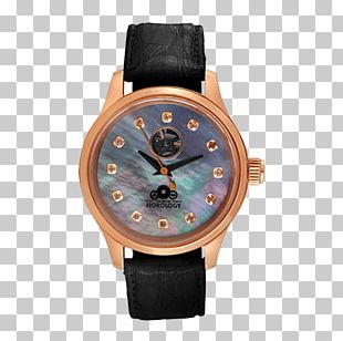 Automatic Watch Tissot Strap Horology PNG
