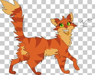 Cat Whiskers Warriors ThunderClan Squirrelflight PNG