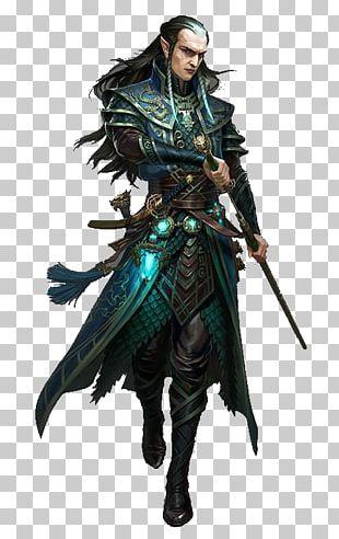 Dungeons & Dragons Pathfinder Roleplaying Game D20 System Elf Sorcerer PNG