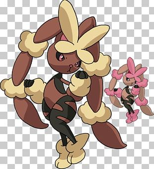 Lopunny Pokémon Omega Ruby And Alpha Sapphire Pokémon X And Y Buneary PNG