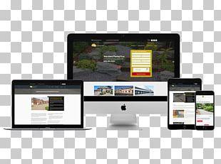 Responsive Web Design Digital Agency E-commerce PNG