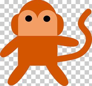 Monkey Chimpanzee PNG