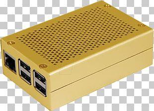 Computer Cases & Housings Raspberry Pi 3 Model B Mediacenter Kit 1 GB Aluminium PNG