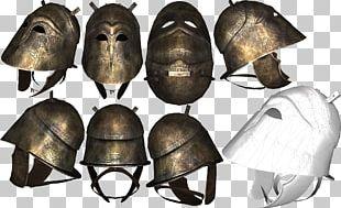 Corinthian Helmet Galea Headgear Combat Helmet PNG