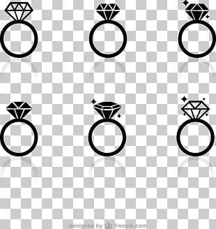 Engagement Ring Diamond Wedding Ring PNG