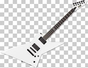 ESP Guitars Electric Guitar ESP LTD EC-1000 Bass Guitar PNG