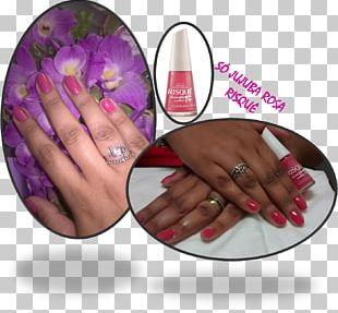 Manicure Nail Polish Hand Model PNG