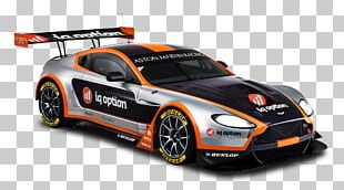 Aston Martin Vantage GT2 24 Hours Of Le Mans Aston Martin Racing Car PNG