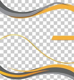 Irregular Curve Background PNG