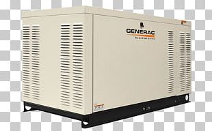 Standby Generator Generac Power Systems Electric Generator Engine-generator TLP Equipment PNG