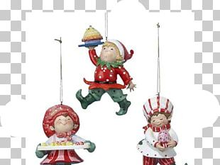 Christmas Ornament Figurine Character Fiction PNG