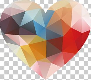Geometry Geometric Shape Heart PNG