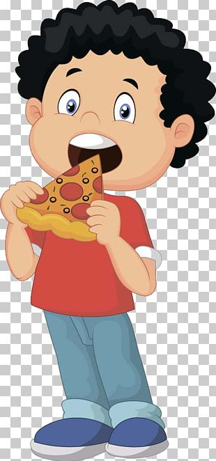 Pizza Delivery Eating PNG