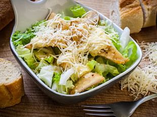 Caesar Salad Barbecue Chicken Stuffing Cherry Tomato PNG