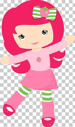 Strawberry Shortcake Rapunzel Disney Princess Doll Drawing PNG