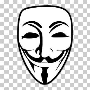 T-shirt Gunpowder Plot Guy Fawkes Mask Anonymous PNG