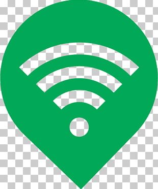 Wi-Fi Hotspot Sticker Icon PNG