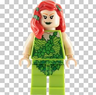 Poison Ivy Lego Batman 2: DC Super Heroes Lego Minifigure Lego Super Heroes PNG