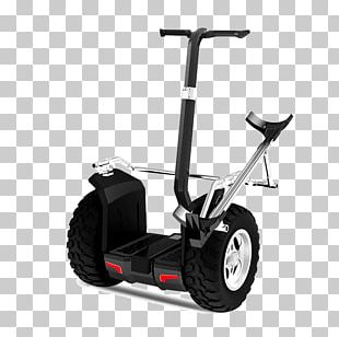 Segway PT Self-balancing Scooter Car Electric Vehicle PNG