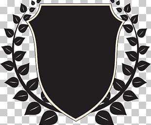Laurel Wreath Award Illustration PNG