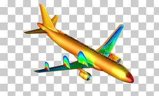 Airplane Aerodynamics And Performance Aircraft Wing PNG