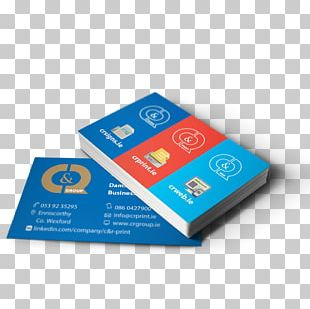Printing Business Cards Flyer Visiting Card PNG