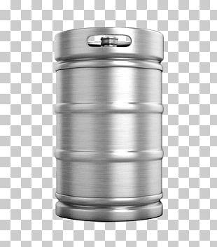 Single Beer Keg PNG
