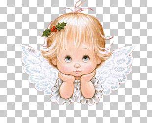 Angel Christmas Animation PNG