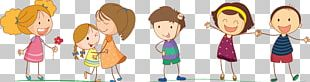 Child Drawing Illustration PNG