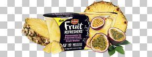 Fruit Cup Juice Del Monte Foods Passion Fruit PNG