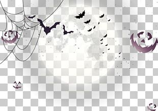 Halloween Knives Out Bat PNG