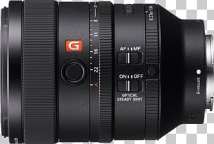 Sony FE 100mm F2.8 STF GM OSS Camera Lens Smooth Trans Focus Sony E-mount PNG