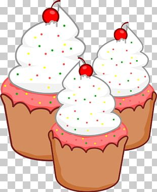 Cupcake Pound Cake Muffin Frosting & Icing PNG