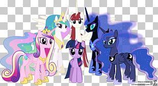 Princess Luna Princess Celestia Rarity Twilight Sparkle Pony PNG