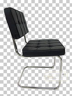 Bauhaus Zig-Zag Chair Furniture Tecta PNG