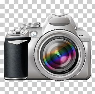 Single-lens Reflex Camera Photography Digital SLR PNG