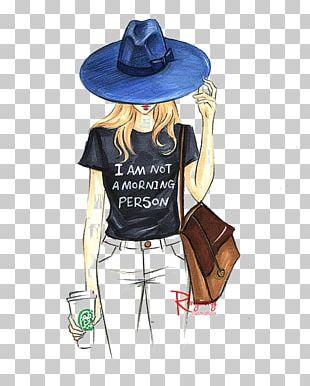 Chanel Fashion Illustration Drawing Fashion Design PNG